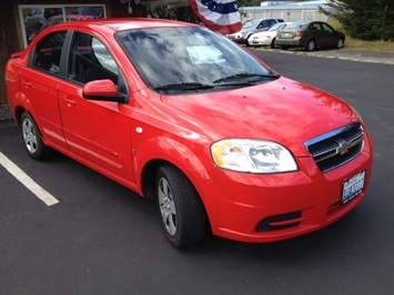 2007 Chevrolet Aveo LS - Photo 8 - Friday Harbor, WA 98250