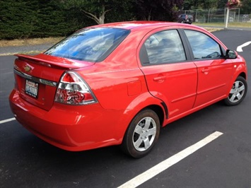 2007 Chevrolet Aveo LS - Photo 2 - Friday Harbor, WA 98250