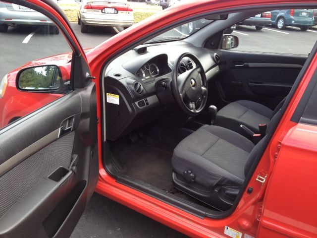 2007 Chevrolet Aveo LS - Photo 4 - Friday Harbor, WA 98250