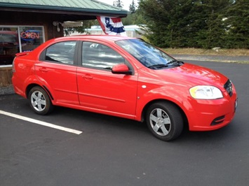 2007 Chevrolet Aveo LS - Photo 1 - Friday Harbor, WA 98250