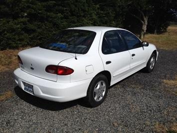 2002 Chevrolet Cavalier - Photo 2 - Friday Harbor, WA 98250