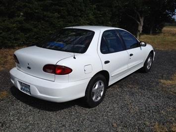 2002 Chevrolet Cavalier - Photo 9 - Friday Harbor, WA 98250