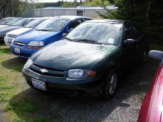 2005 Chevrolet Cavalier - Photo 2 - Friday Harbor, WA 98250