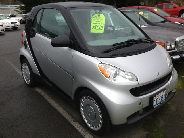 2008 Smart Fortwo Pure - Photo 1 - Friday Harbor, WA 98250