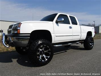 2003 Chevrolet Silverado 1500 LS Z71 Off Road Lifted 4X4 Extended Cab Short Bed Truck
