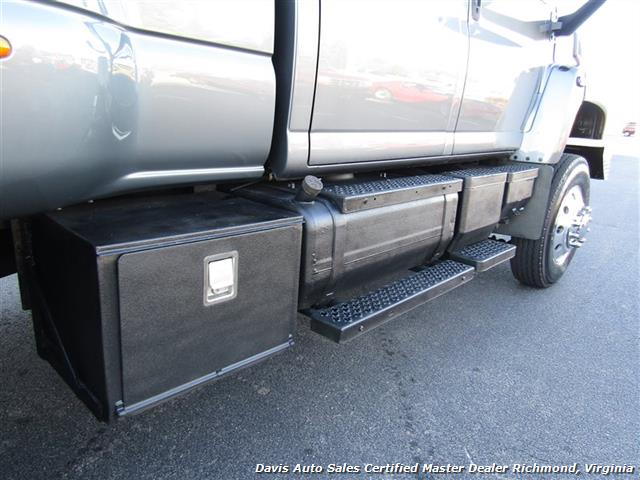 2004 Chevrolet Kodiak Topkick C7500 Diesel 4X4 Monster CAT Dually - Photo 27 - Richmond, VA 23237