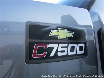 2004 Chevrolet Kodiak Topkick C7500 Diesel 4X4 Monster CAT Dually - Photo 16 - Richmond, VA 23237