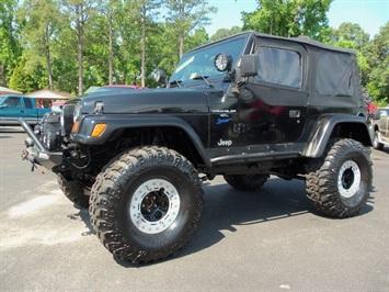 1997 Jeep Wrangler Sport Convertible