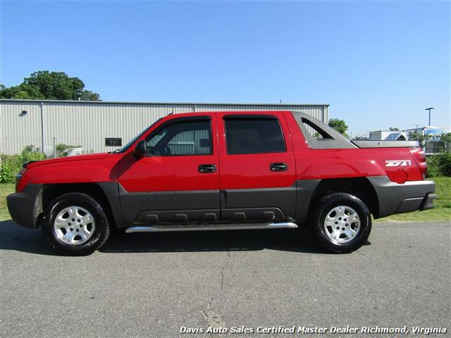 2005 chevrolet avalanche 1500 lt z71 fully loaded 4x4 crew. Black Bedroom Furniture Sets. Home Design Ideas