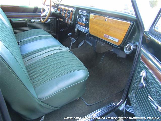 1971 Chevrolet Cheyenne C/K 10 4X4 Regular Cab Long Bed - Photo 32 - Richmond, VA 23237