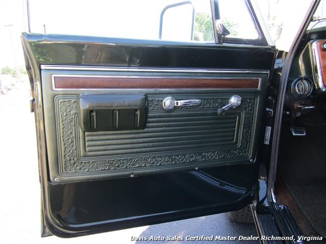 1971 Chevrolet Cheyenne C/K 10 4X4 Regular Cab Long Bed - Photo 7 - Richmond, VA 23237