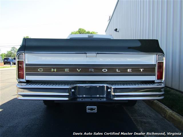 1971 Chevrolet Cheyenne C/K 10 4X4 Regular Cab Long Bed - Photo 25 - Richmond, VA 23237