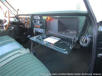 1971 Chevrolet Cheyenne C/K 10 4X4 Regular Cab Long Bed - Photo 36 - Richmond, VA 23237