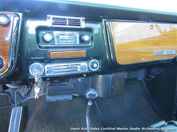 1971 Chevrolet Cheyenne C/K 10 4X4 Regular Cab Long Bed - Photo 10 - Richmond, VA 23237