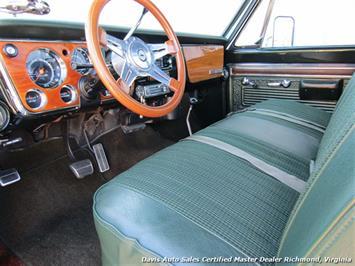 1971 Chevrolet Cheyenne C/K 10 4X4 Regular Cab Long Bed - Photo 9 - Richmond, VA 23237