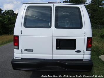 2005 Ford E350 Super Duty Econoline E-Series Power Stroke Turbo Diesel Cargo Work - Photo 4 - Richmond, VA 23237