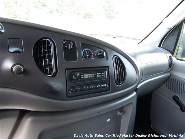 2005 Ford E350 Super Duty Econoline E-Series Power Stroke Turbo Diesel Cargo Work - Photo 18 - Richmond, VA 23237