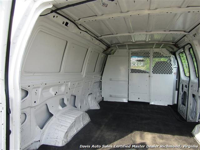 2005 Ford E350 Super Duty Econoline E-Series Power Stroke Turbo Diesel Cargo Work - Photo 24 - Richmond, VA 23237