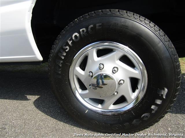 2005 Ford E350 Super Duty Econoline E-Series Power Stroke Turbo Diesel Cargo Work - Photo 14 - Richmond, VA 23237