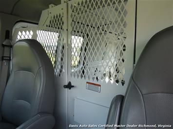 2005 Ford E350 Super Duty Econoline E-Series Power Stroke Turbo Diesel Cargo Work - Photo 19 - Richmond, VA 23237