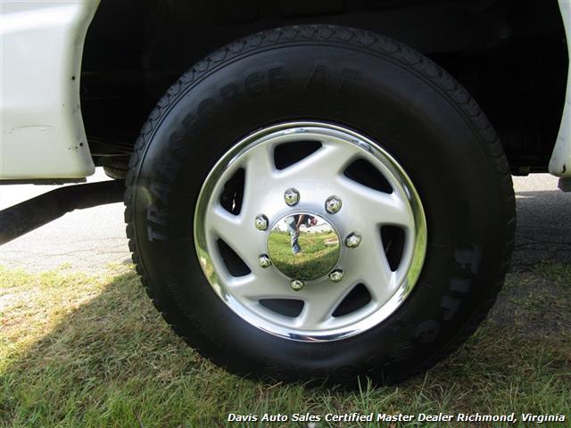 2005 Ford E350 Super Duty Econoline E-Series Power Stroke Turbo Diesel Cargo Work - Photo 21 - Richmond, VA 23237