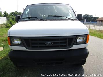 2005 Ford E350 Super Duty Econoline E-Series Power Stroke Turbo Diesel Cargo Work - Photo 13 - Richmond, VA 23237