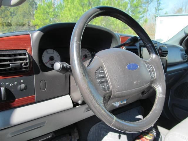 Toe Truck Bed Controls