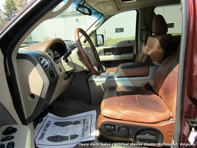 2008 Ford F-150 King Ranch Fully Loaded 4X4 SuperCrew Short Bed - Photo 12 - Richmond, VA 23237