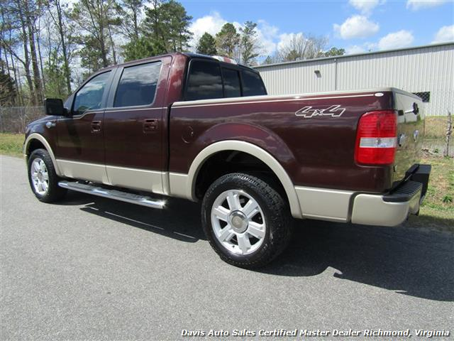 2008 Ford F-150 King Ranch Fully Loaded 4X4 SuperCrew Short Bed - Photo 3 - Richmond, VA 23237