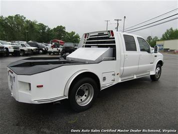 2003 Ford F-450 Super Duty Lariat 7.3 Diesel 4X4 Dually Crew Cab Western Hauler Bed - Photo 14 - Richmond, VA 23237