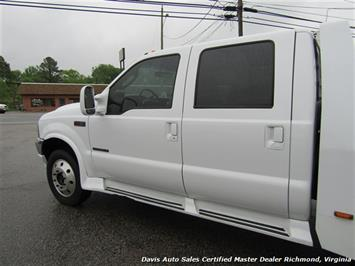 2003 Ford F-450 Super Duty Lariat 7.3 Diesel 4X4 Dually Crew Cab Western Hauler Bed - Photo 30 - Richmond, VA 23237