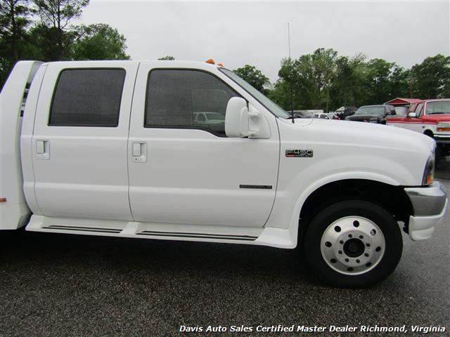 2003 Ford F-450 Super Duty Lariat 7.3 Diesel 4X4 Dually Crew Cab Western Hauler Bed - Photo 12 - Richmond, VA 23237