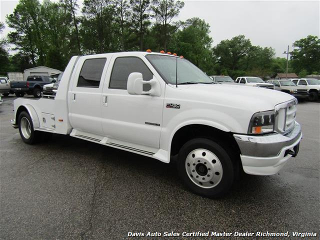 2003 Ford F-450 Super Duty Lariat 7.3 Diesel 4X4 Dually Crew Cab Western Hauler Bed - Photo 11 - Richmond, VA 23237