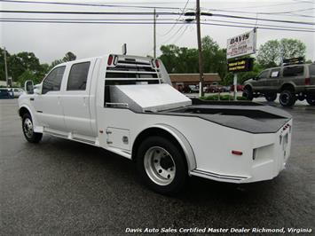 2003 Ford F-450 Super Duty Lariat 7.3 Diesel 4X4 Dually Crew Cab Western Hauler Bed - Photo 3 - Richmond, VA 23237