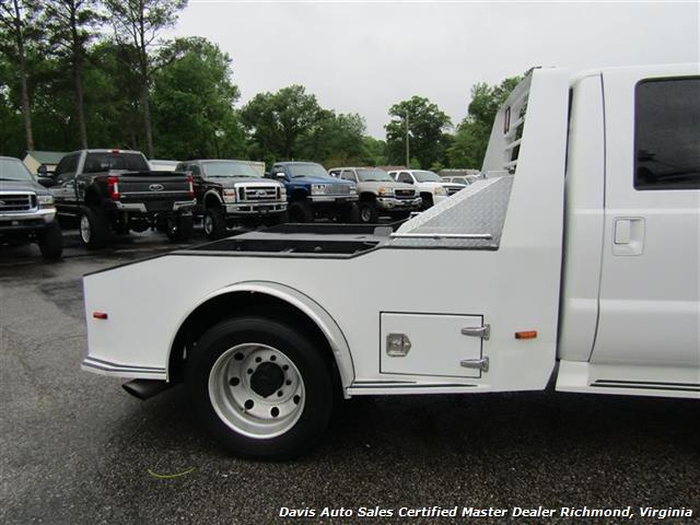 2003 Ford F-450 Super Duty Lariat 7.3 Diesel 4X4 Dually Crew Cab Western Hauler Bed - Photo 13 - Richmond, VA 23237