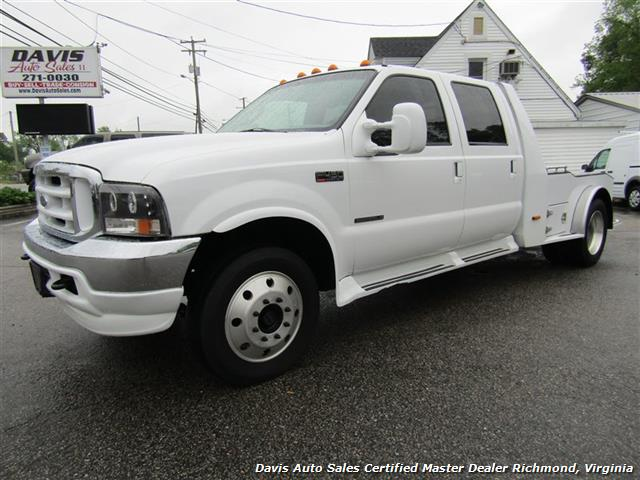 2003 Ford F-450 Super Duty Lariat 7.3 Diesel 4X4 Dually Crew Cab Western Hauler Bed - Photo 1 - Richmond, VA 23237