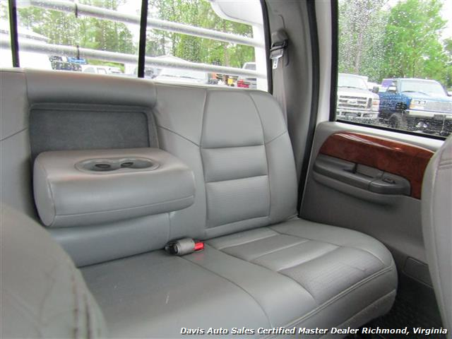 2003 Ford F-450 Super Duty Lariat 7.3 Diesel 4X4 Dually Crew Cab Western Hauler Bed - Photo 35 - Richmond, VA 23237