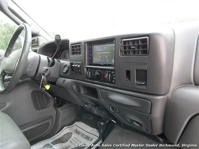 2003 Ford F-450 Super Duty Lariat 7.3 Diesel 4X4 Dually Crew Cab Western Hauler Bed - Photo 37 - Richmond, VA 23237