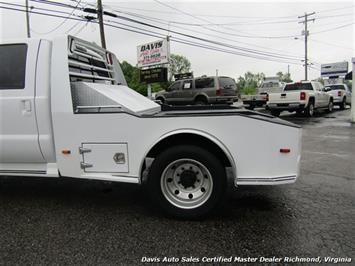 2003 Ford F-450 Super Duty Lariat 7.3 Diesel 4X4 Dually Crew Cab Western Hauler Bed - Photo 24 - Richmond, VA 23237