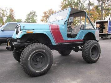 1979 Jeep CJ 5 SUV