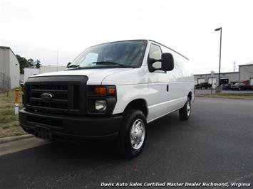 2013 Ford E-150 Econoline Commercial Work Cargo Van
