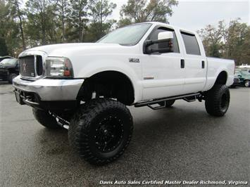2003 Ford F-350 SD Lariat Lifted Bulletproofed Diesel 4X4 Crew Cab Truck