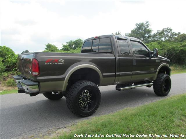 2006 ford f 250 super duty lariat fx4 4x4 supercab short bed. Black Bedroom Furniture Sets. Home Design Ideas
