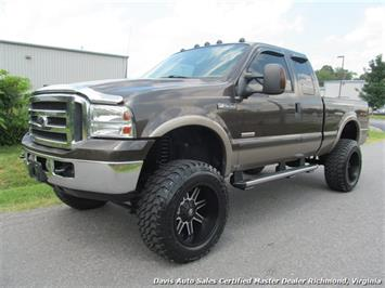 2006 Ford F-250 Super Duty Lariat FX4 4X4 SuperCab Short Bed Truck