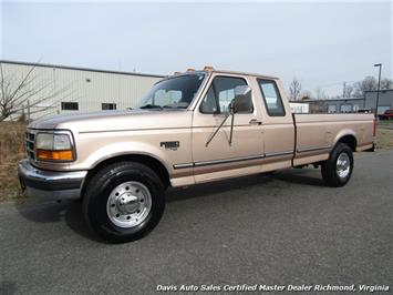 1996 Ford F-250 XLT Classic Super Duty 7.3 Diesel OBS Long Bed Ext Truck