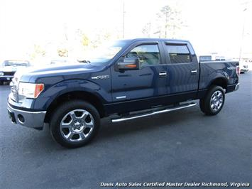 2013 Ford F-150 XLT 4X4 Ecoboost Turbocharged SuperCrew Short Bed - Photo 25 - Richmond, VA 23237