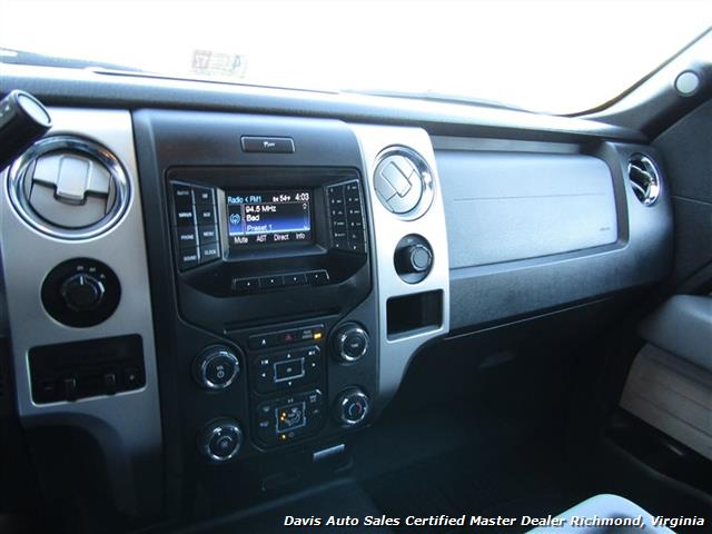 2013 Ford F-150 XLT 4X4 Ecoboost Turbocharged SuperCrew Short Bed - Photo 4 - Richmond, VA 23237