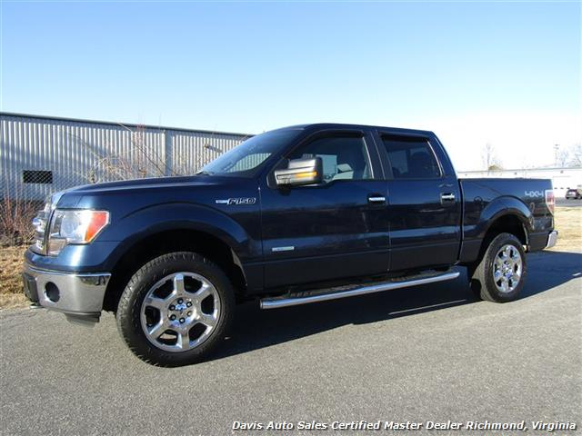 2013 Ford F-150 XLT 4X4 Ecoboost Turbocharged SuperCrew Short Bed - Photo 1 - Richmond, VA 23237