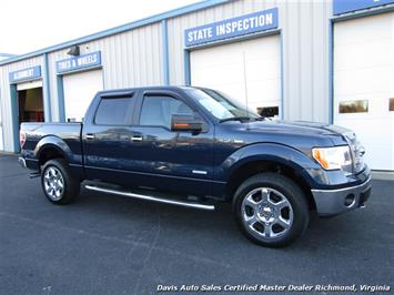 2013 Ford F-150 XLT 4X4 Ecoboost Turbocharged SuperCrew Short Bed - Photo 16 - Richmond, VA 23237