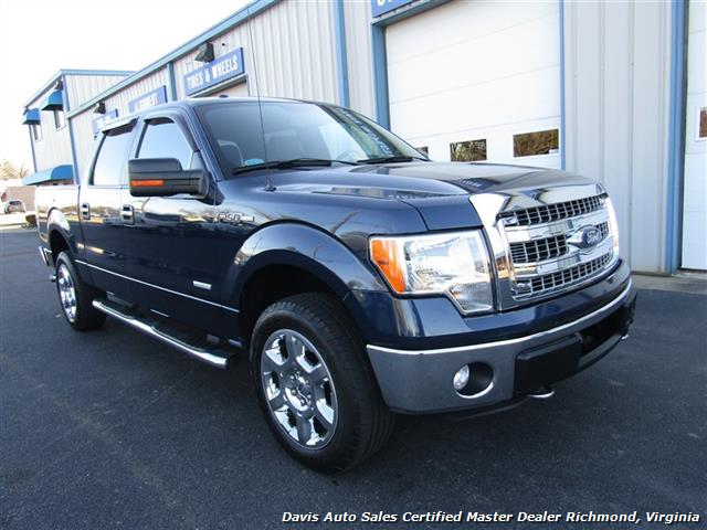2013 Ford F-150 XLT 4X4 Ecoboost Turbocharged SuperCrew Short Bed - Photo 15 - Richmond, VA 23237